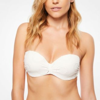 Chantelle Ombrage strapless bikinitop