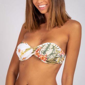 Bananamoon Lahaina strapless bikinitop