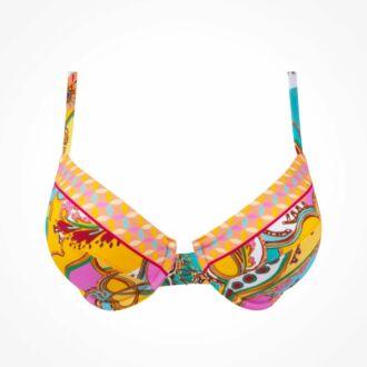 Lise Charmel Swim Soleil Floral beugel bikinitop (C-D)