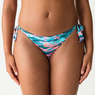 New Wave bikini minislip met strikjes