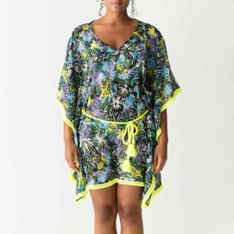 Prima Donna Swim Pacific Beach kaftan