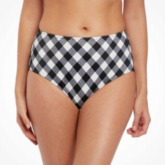 Freya Totally Check bikini tailleslip