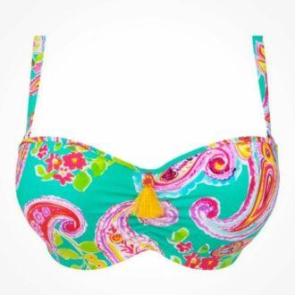 Antigel La Holi strapless bikinitop (D-E)