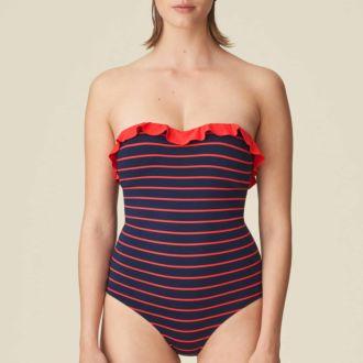 Marie Jo Swim Céline strapless badpak