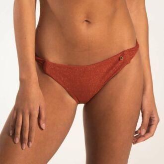 Beachlife Earthy Shimmer bikini minislip