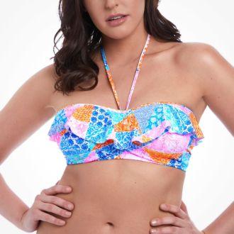 Freya Festival Girl strapless bikinitop