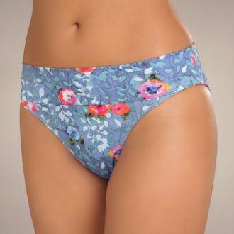 Pain De Sucre Tobago bikini tailleslip (Nirvana print)