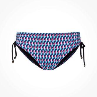 Cyell Swim Rhythm tailleslip met strikjes