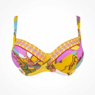 Lise Charmel Swim Soleil Floral beugel bikinitop (E-F)
